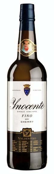 Valdespino Fino Inocente Single Vineyard