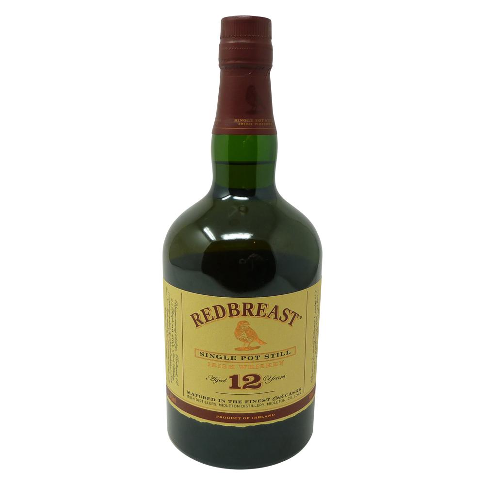 Redbreast 12yo Irish Whiskey