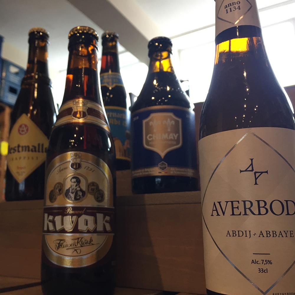 Belgium beer tasting - Newbury November 23rd 7.15pm