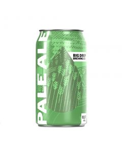 Big Drop Pale Ale 0.5% 330ml can
