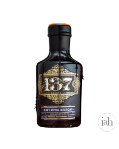137 Cocktails Navy Royal Negroni 50cl
