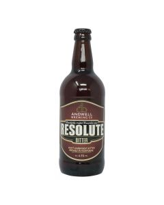 Andwell Resolute Bitter 500ml 4.1%