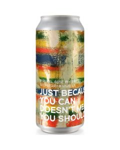Boundary Just Because You Can 440ml can