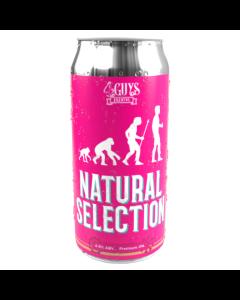 4 Guys Natural Selection 4.9% IPA 440ml