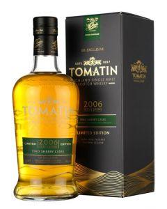 Tomatin Scotch Whisky 2006 46% 70cl
