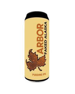 Arbor Faked Alaska Pudding IPA 6%