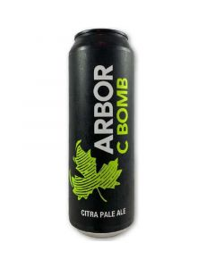 Arbor C Bomb pale ale 568ml 4.7%