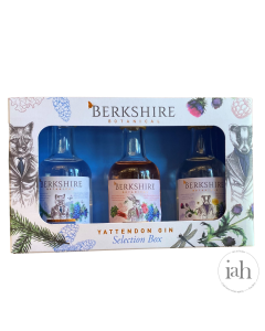 Berkshire Botanical 3x 5cl Gin Selection