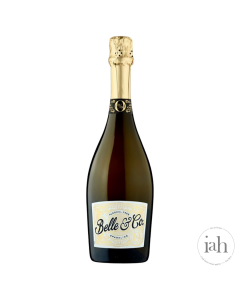 Belle & Co Alcohol Free Sparkling White Wine