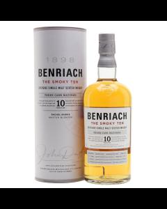 Benriach Smokey Ten 70cl  46%
