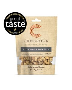 Cambrook Cocktail Hour Nuts 140g