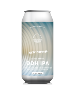 Cloudwater New Normal IPA 44cl 6%