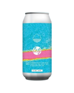Cloudwater x Unity Littoral Drift IPA 6% 44cl
