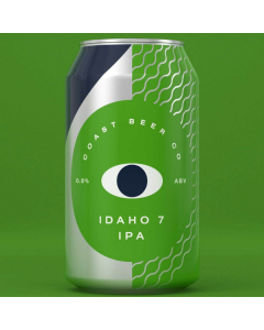 Coast Idaho 7 IPA 33cl 0%