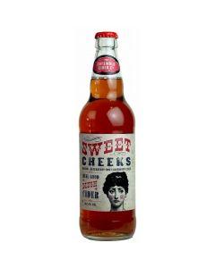 Cotswold Cider Co Sweet Cheeks Blush Cider 500ml 4%