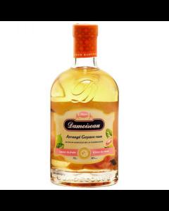 Damoiseau Arrange Goyave Rose Rum Liqueur 70cl 30%