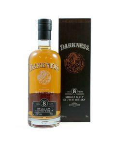 Darkness 8yr old Single Malt Scotch Whisky 70cl