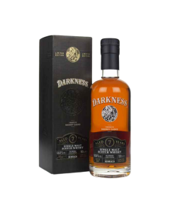 Darkness x Benriach 7yr old Oloroso Cask Finish Single Malt Scotch 50cl 56.8%