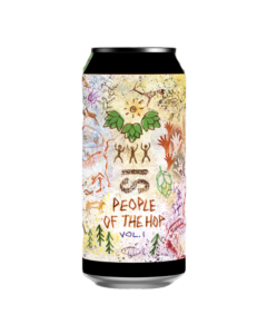 Disruption People Of The Hop IPA 440ml 6.5%