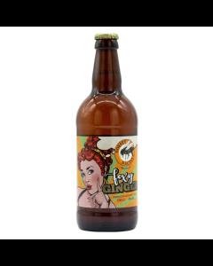 Dorset Nectar Foxy Ginger Cider 50cl 4%