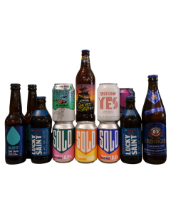 Dry January Beer Box x12
