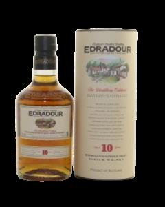 Edradour Single Malt Whisky 10yo 70cl