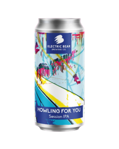 Electric Bear Howlin For You Session IPA 44cl 5%