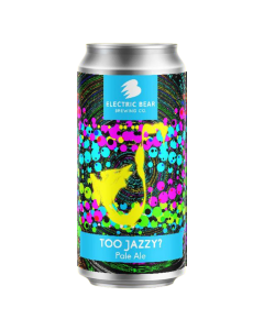Electric Bear Too Jazzy? Pale Ale 44cl 3.8%