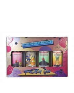 That Boutique-y Fruit-y Gin gift set 4x 5cl