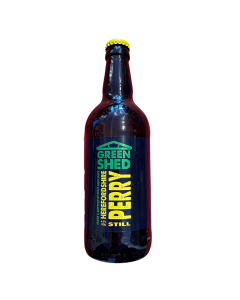 Green Shed Herefordshire Perry 500ml 6.3%