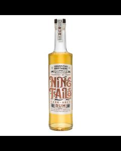 Griffiths Bros Nine Tails Cask Aged Rum 70cl