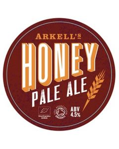 Arkells Honey Pale Ale 4.5% 330ml