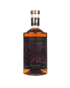 House of Elrick Clash Spiced Rum 70cl