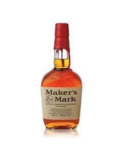 Maker's Mark Kentucky Straight Bourbon 70cl 45%