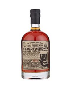 The Old Fashioned 50cl 39.2%