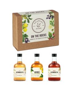 Bramley & Gage On The Rocks Gift Box 3x 5cl