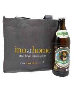 Inn at Home German Beer Gift Bag