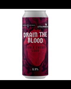 Phantom Drain The Blood Double Cherry Sour 440ml 6.9%
