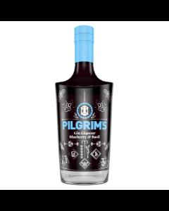 Pilgrims Blueberry & Basil Gin Liqueur 50cl