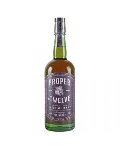 Proper No. Twelve Triple Distilled Irish Whiskey