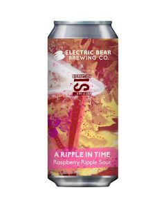 Electric Bear A Ripple In Time 440ml can