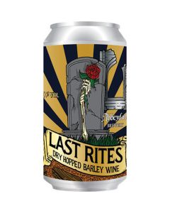 Abbeydale Last Rites barley wine 11% 330ml