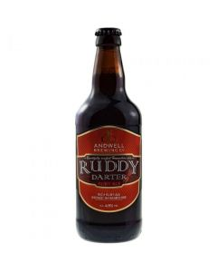 Andwell Ruddy Darter Red Ale 4.9% 500ml