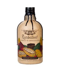 Rumbullion Chilli and Chocolate Rum 50cl 42.6%