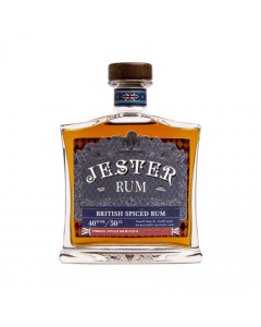 Shakespeare Jester Spiced Rum 50cl 40%