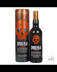 Smokehead Rum Rebel Whisky 70cl