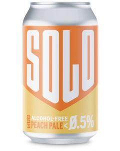 West Berkshire Solo Peach Pale 330ml 0.5%