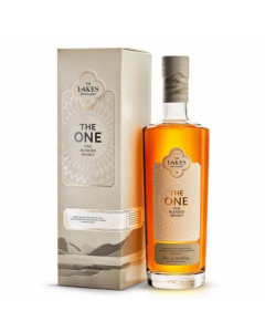 The Lakes Distillery 'The One' Fine Blended Whisky 70cl