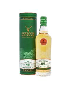 Discovery Tomatin 2008 Single Malt Whisky 70cl 43%
