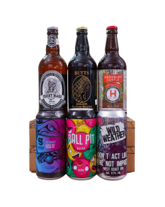 Tryanuary Beer Box x6